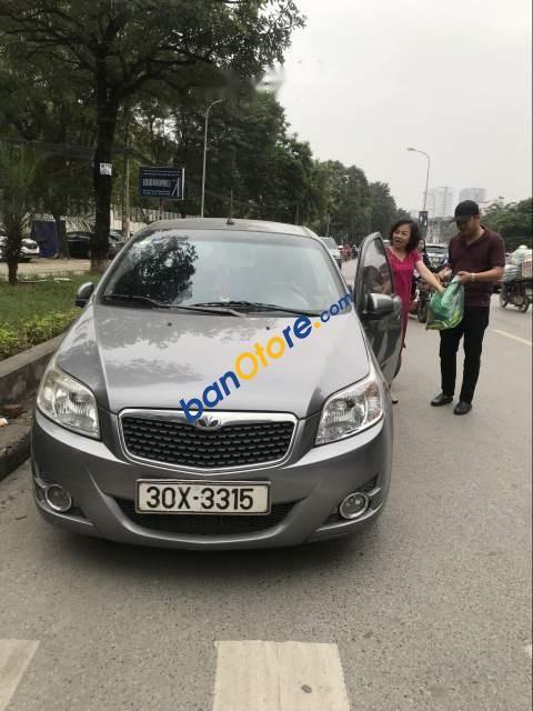 Cần bán xe Daewoo GentraX sản xuất 2010, không va chạm, đâm đụng, máy móc nguyên bản
