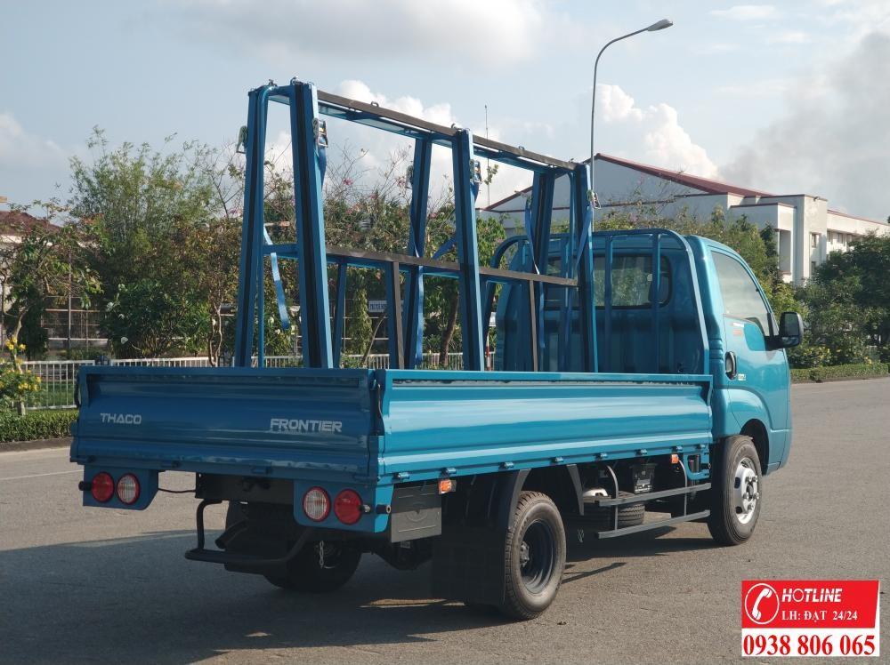 Bán xe tải chở kính 2 tấn 4, xe tải Kia đời 2019, trả góp ưu đãi