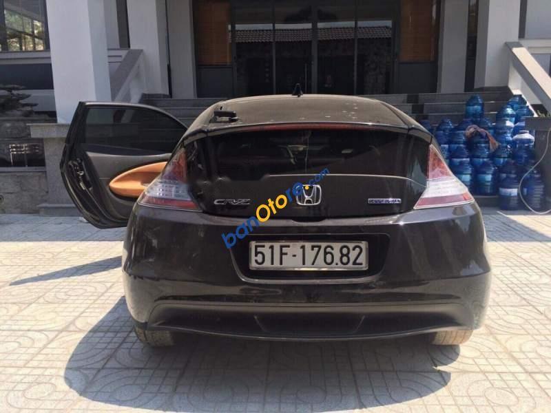 Cần bán xe Honda CR Z sản xuất 2015, màu đen, nhập khẩu
