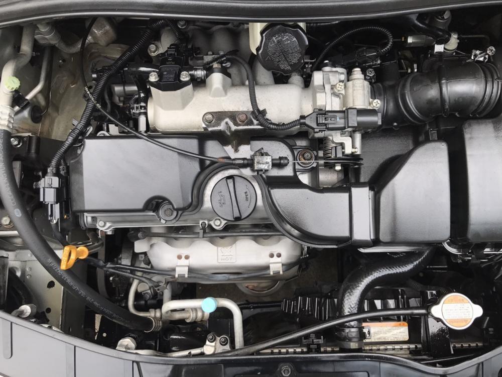 Bán Kia Morning SLX năm 2008, màu bạc, nhập khẩu chính chủ, giá 210tr