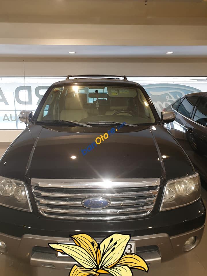 Cần bán gấp Ford Escape 2.3L XLT năm 2008, màu đen, giá chỉ 319 triệu
