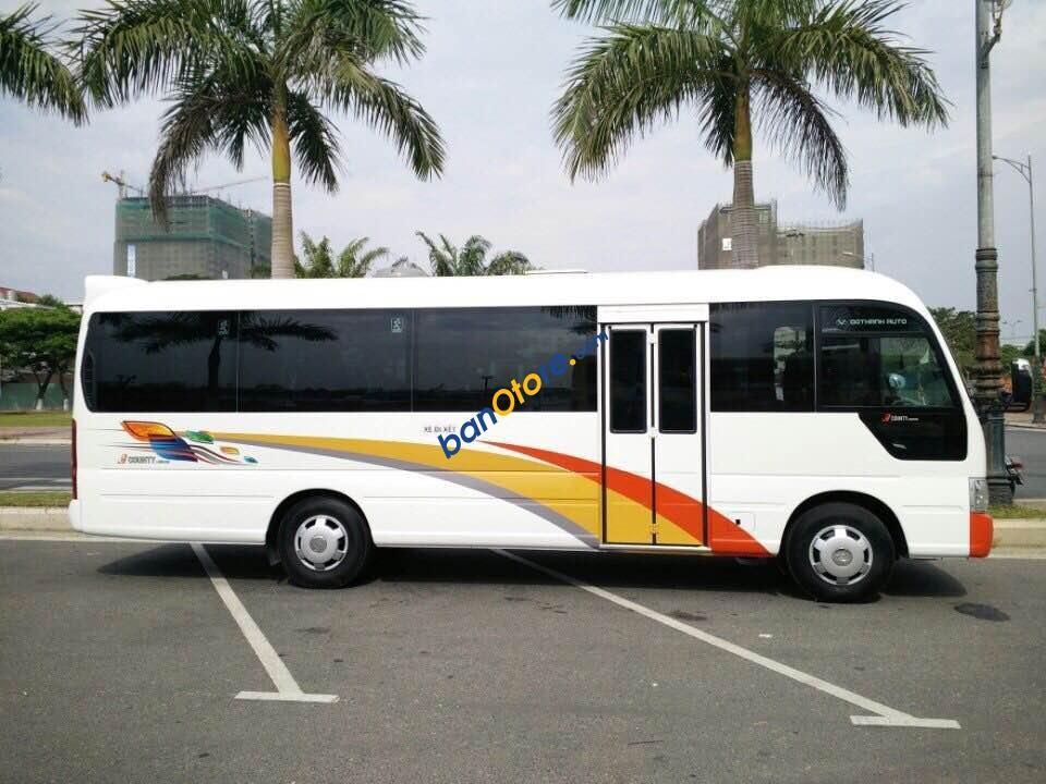 Bán Hyundai County Limousine năm sản xuất 2017, hai màu, nhập khẩu