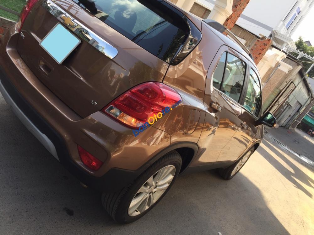 Bán xe Chevrolet Trax 1.4LT năm sản xuất 2018, màu nâu, nhập khẩu