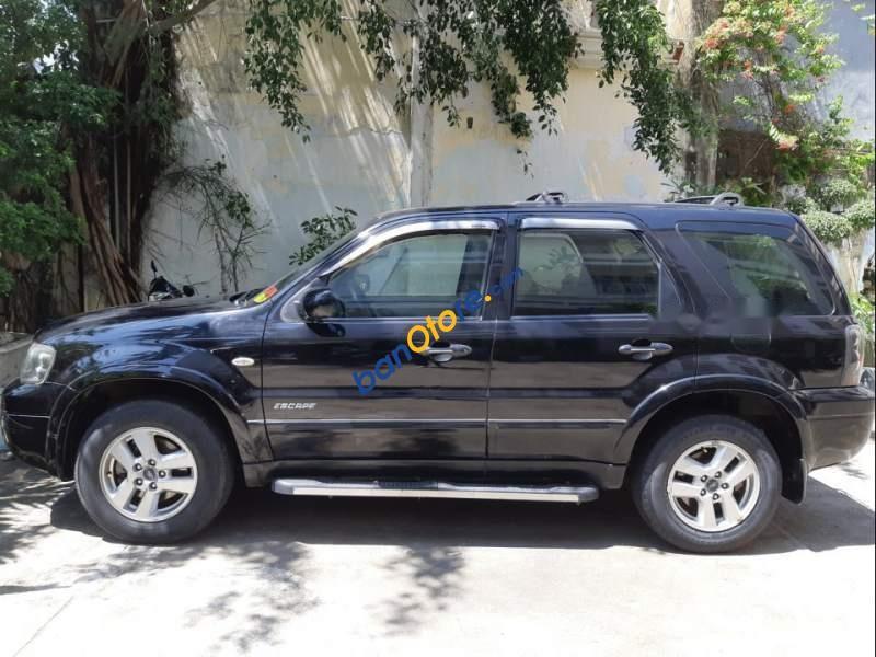 Cần bán Ford Escape năm sản xuất 2009, màu đen, xe nhập