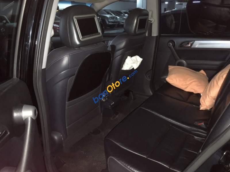 Bán Honda CR V 2.0AT năm sản xuất 2011, màu đen, nhập khẩu