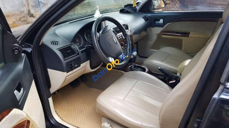 Bán Ford Mondeo 2.0 AT sản xuất năm 2003, màu đen, cam kết không đâm đụng, ngập nước