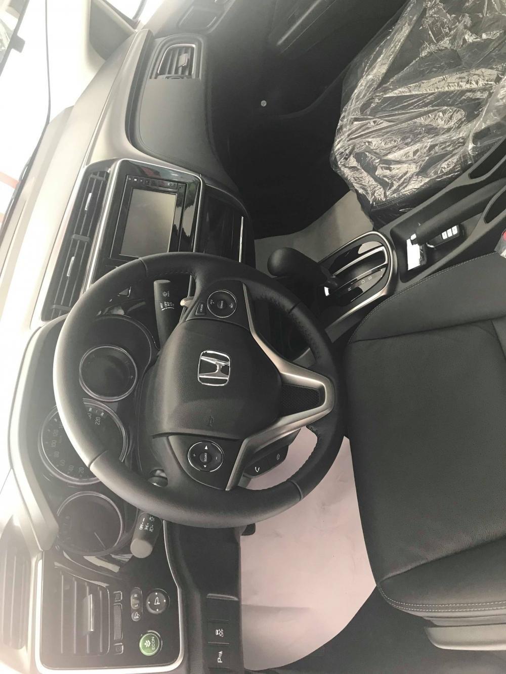 Bán xe Honda City G sản xuất năm 2019, màu trắng, 559 triệu