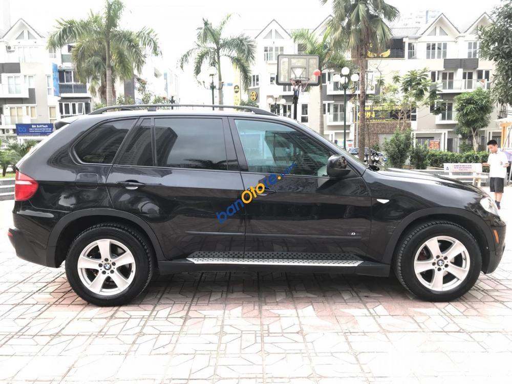 Xe cũ BMW X5 3.0 2007, màu đen, nhập khẩu