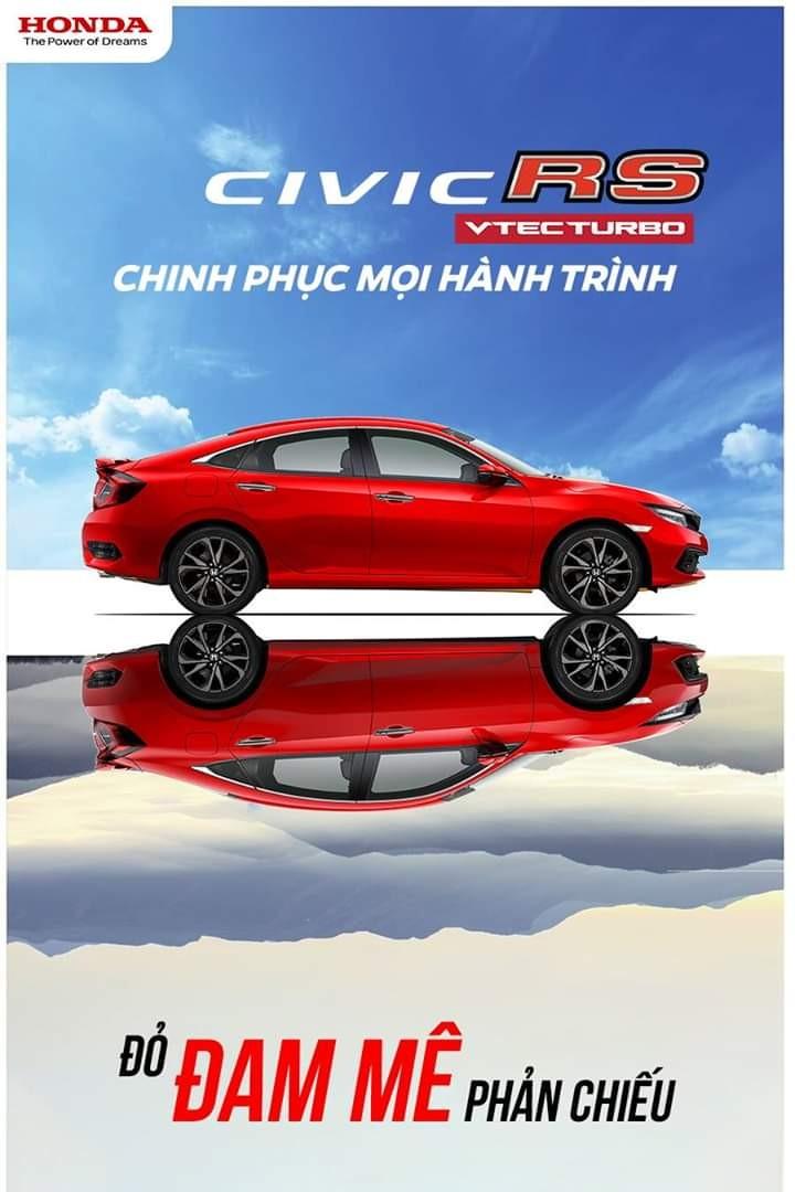 Bán xe City 2019 RS mới 100% ở Quảng Bình, Quảng Trị