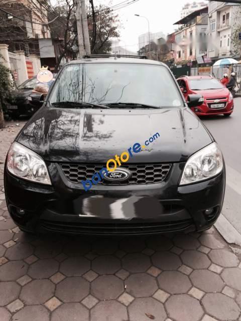 Cần bán Ford Escape sản xuất năm 2011, màu đen còn mới, 420tr
