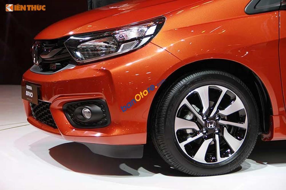 Bán ô tô Honda Brio RS sản xuất 2019, nhập khẩu nguyên chiếc