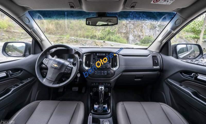 Bán Chevrolet Colorado sản xuất năm 2018, màu đỏ, nhập khẩu nguyên chiếc