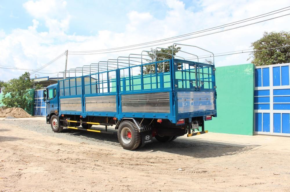 Xe tải Veam VPT880 9 tấn CUMMINS thùng siêu dài 9.5 mét