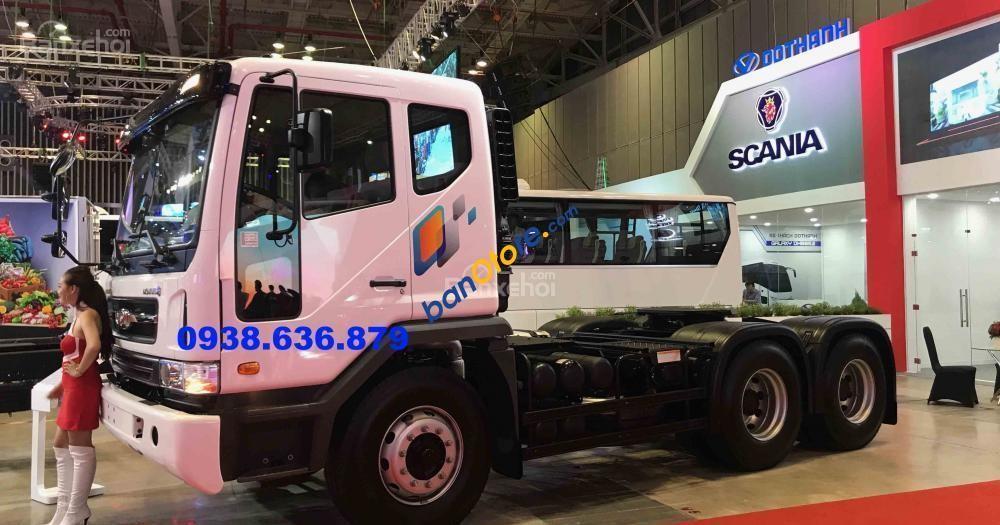 Đầu kéo Daewoo nhập khẩu nguyên chiếc - Giá tốt nhất - Xe giao ngay