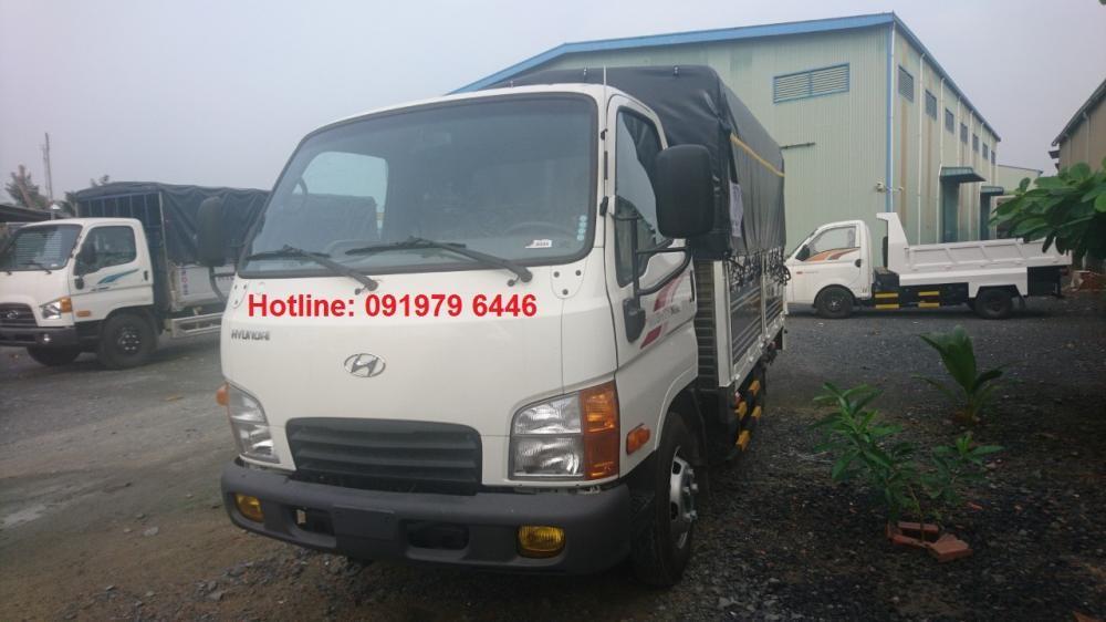 Cần bán Hyundai Mighty N250SL, màu trắng, giá cạnh tranh