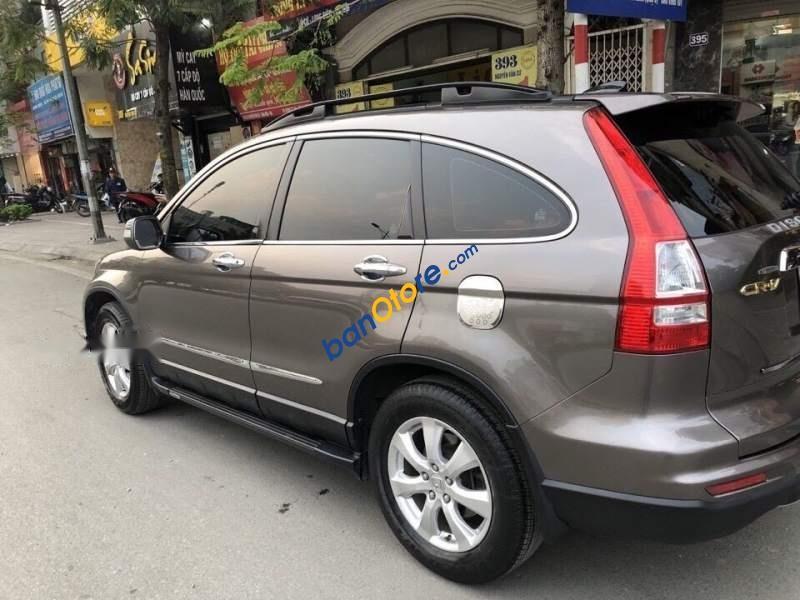 Cần bán xe Honda CR V sản xuất 2012, giá chỉ 650 triệu
