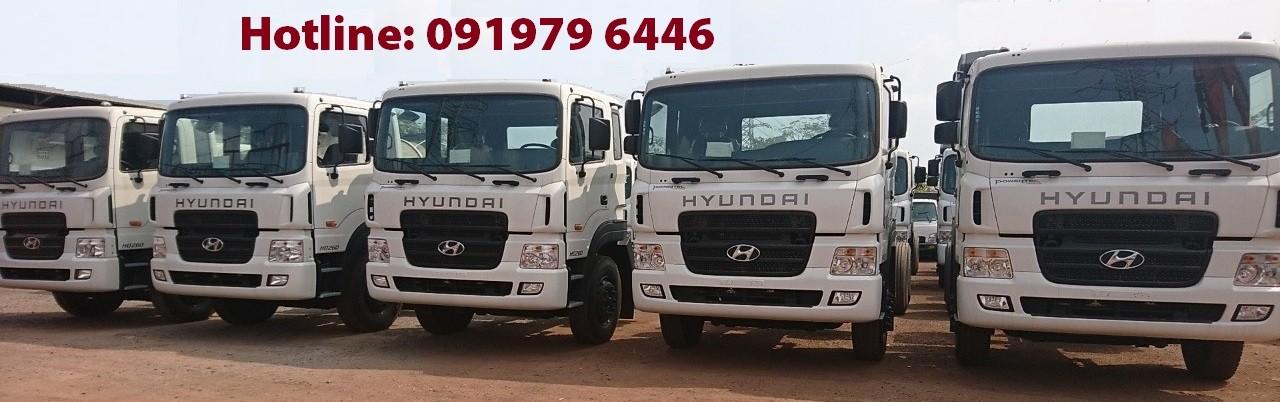 Bán ô tô Hyundai HD 260-320 cẩu 2020, nhập khẩu