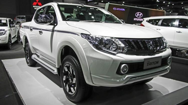 Bán xe Mitsubishi Triton 4x4 MT năm 2019, nhập khẩu