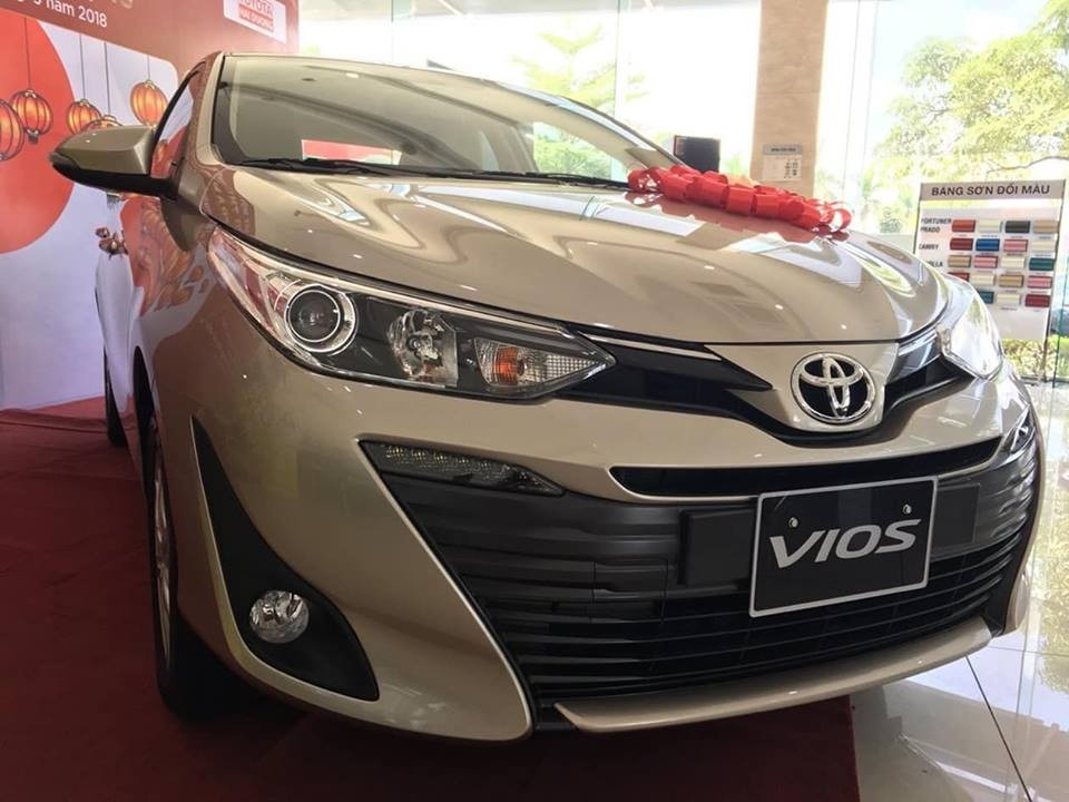 Bán Vios 2019 trả góp tại Hải Dương, giảm giá 50 triệu gọi ngay 0976394666