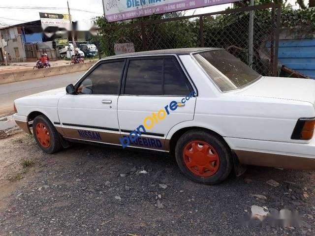 Cần bán Nissan Bluebird năm sản xuất 1982, màu trắng