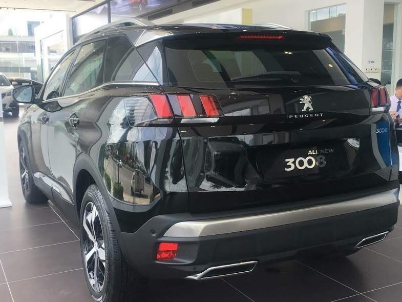 Bán Peugeot 3008 - Quà trao tay, cọc ngay kẻo lỡ