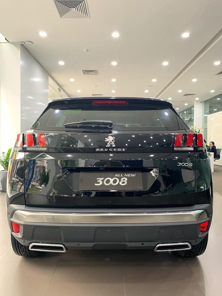 Bán xe Peugeot 3008 chính hãng với thật nhiều ưu đãi