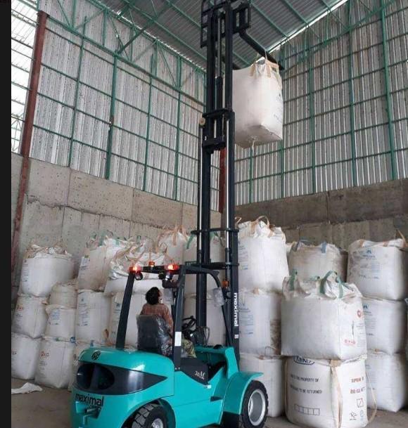 Bán xe nâng dầu 3 tấn Maximal FD30