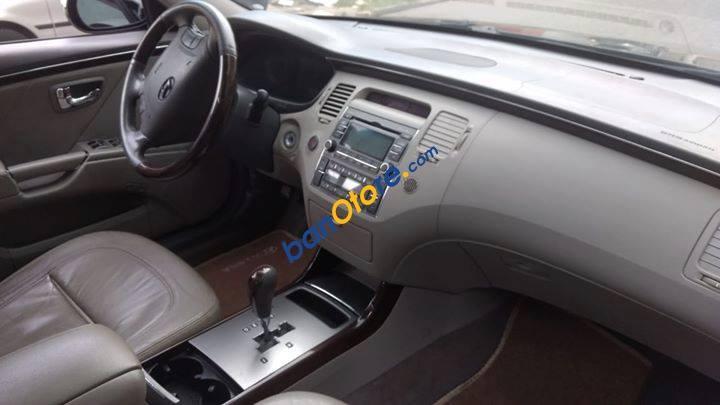 Bán Hyundai Azera sản xuất 2008, màu đen như mới