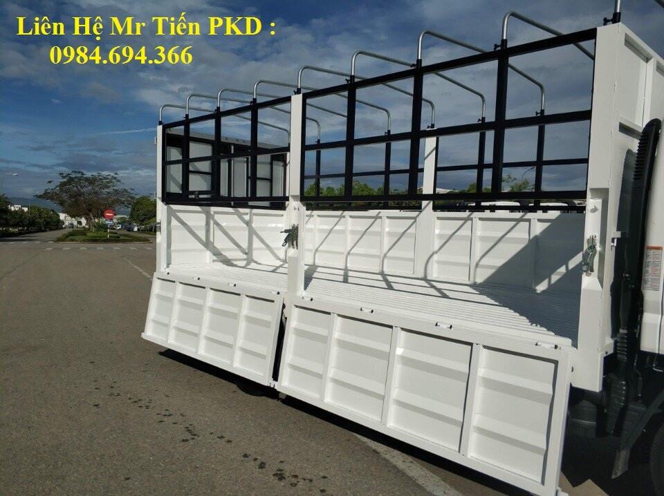 Bán xe tải Nhật bản Mitsubishi Fuso 4.99 tải trọng 2.2 tấn đủ các loại thùng, hỗ trợ trả góp, giá tốt