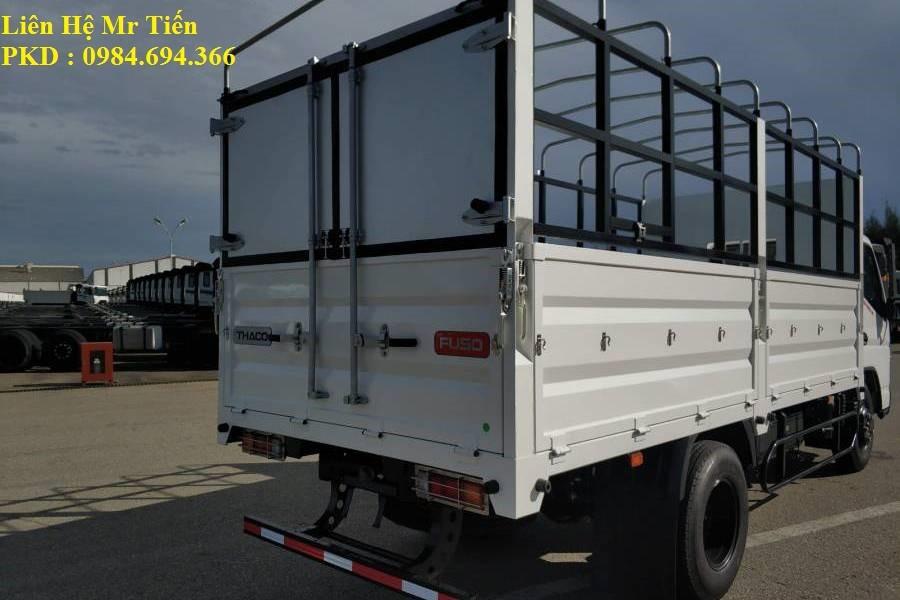 Bán xe tải Nhật nhập khẩu Misubishi Fuso tải 3.5 tấn các loại thùng, hỗ trợ trả góp