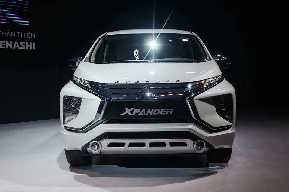 Bán ô tô Mitsubishi Xpander 1.5 AT 2019, màu trắng, nhập khẩu chính hãng, 620 triệu
