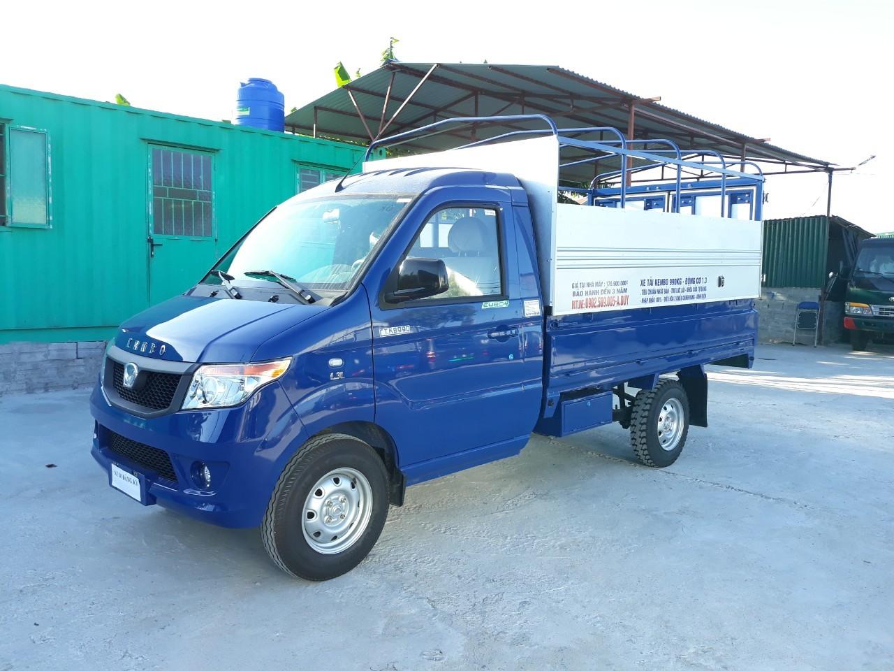 Bán xe tải 500kg - dưới 1 tấn năm 2019, màu xanh lam, 187 triệu