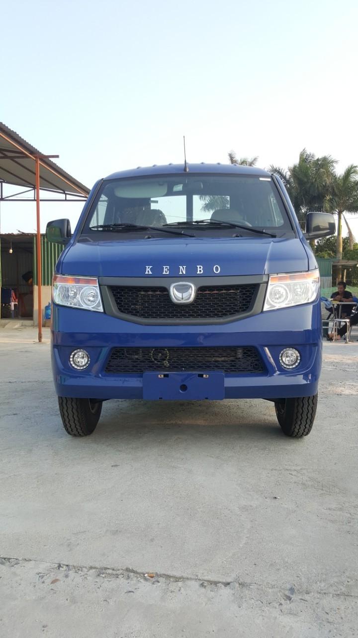 Bán xe tải Kenbo thùng lửng 995 Kg