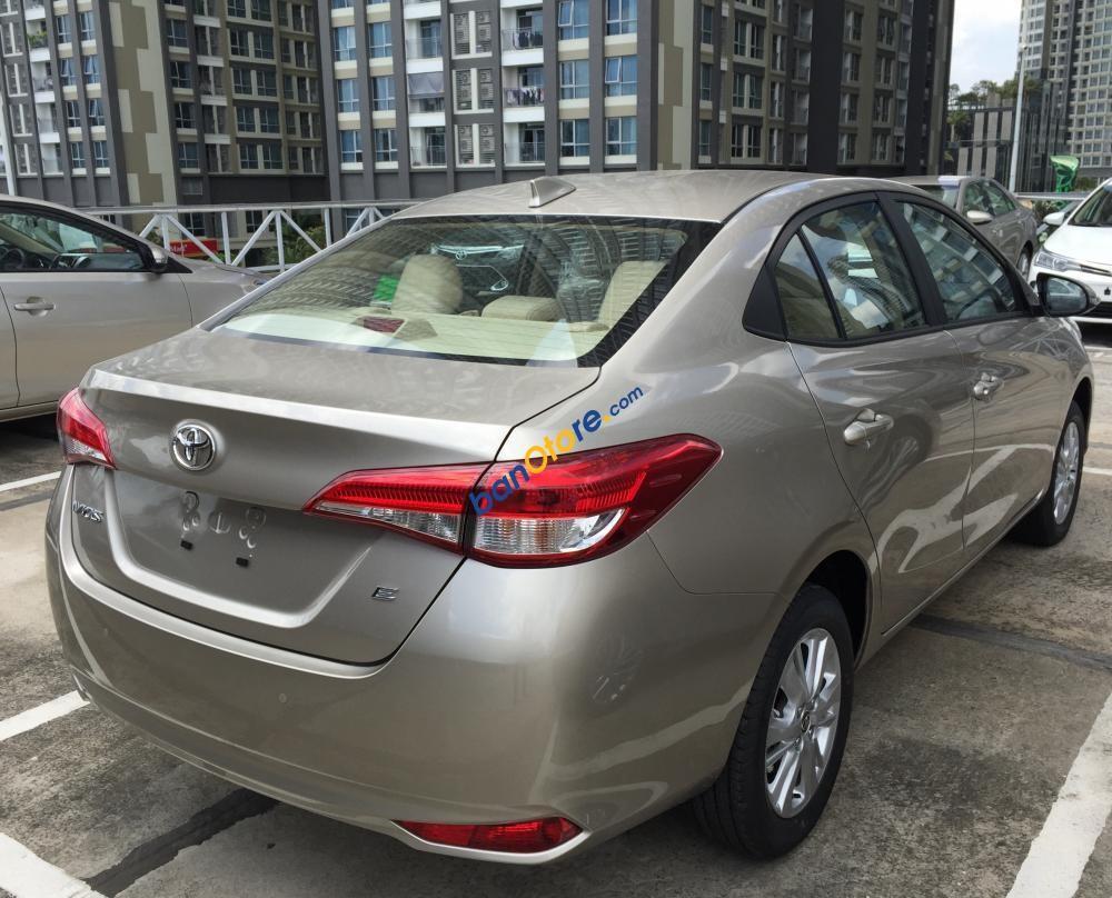 Toyota Tân Cảng bán Toyota Vios 1.5G 2019 - Hỗ trợ trả góp - nhiều ưu đãi hấp dẫn mừng xuân Kỷ Hợi 2019 - LH: 0901923399