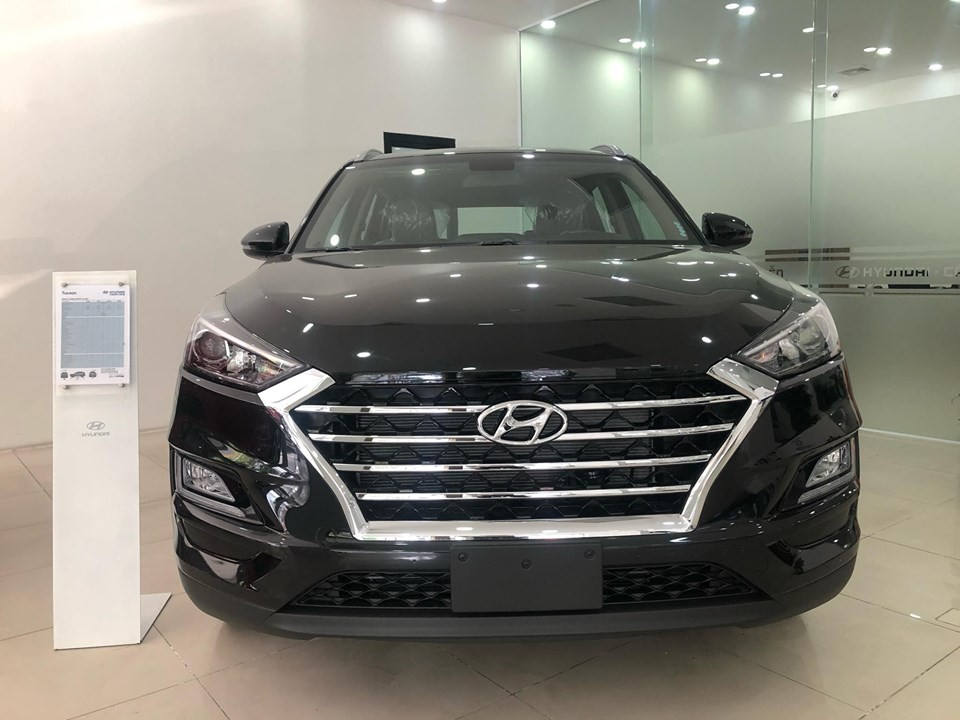 Hyundai Cầu Diễn bán Hyundai Tucson 2.0 tiêu chuẩn 2021 - đủ màu, tặng 10-15 triệu - nhiều ưu đãi
