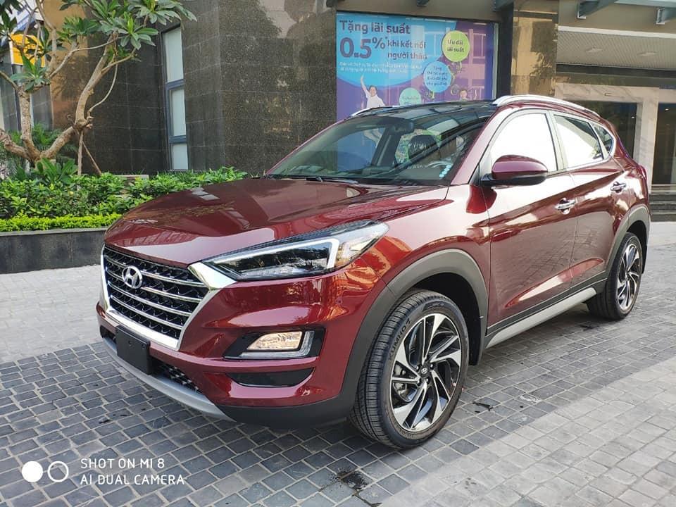 Bán Hyundai Tucson Turbo 2021 - Đủ màu, tặng 10-15 triệu - nhiều ưu đãi