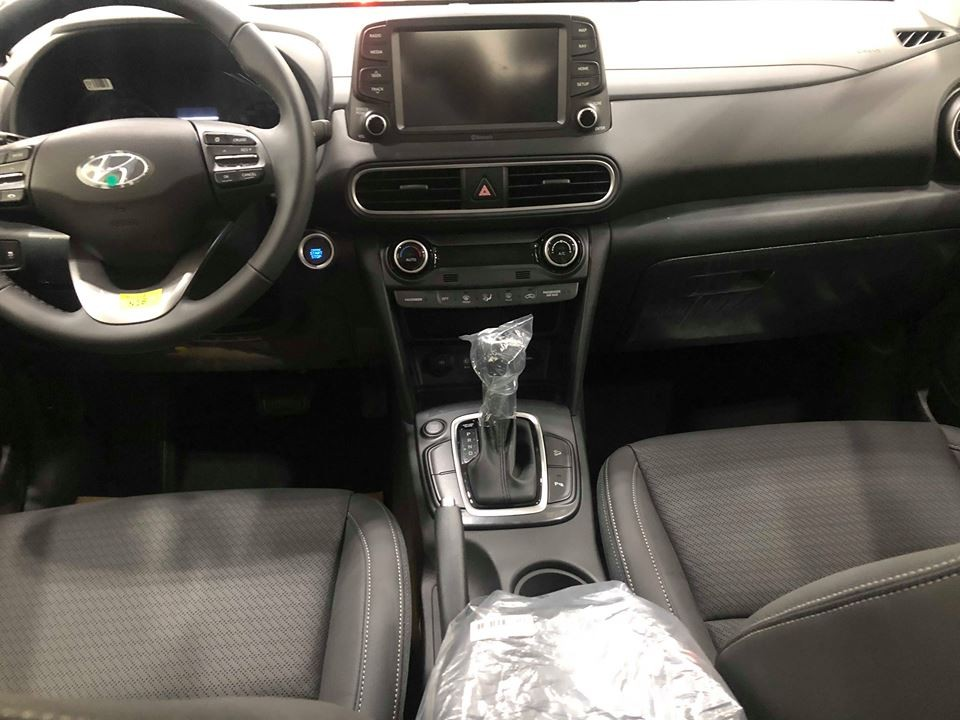 Bán xe Hyundai Kona Năm 2020, màu trắng