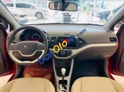 Bán xe Kia Morning 1.25 Standard sản xuất năm 2019, màu xanh lam