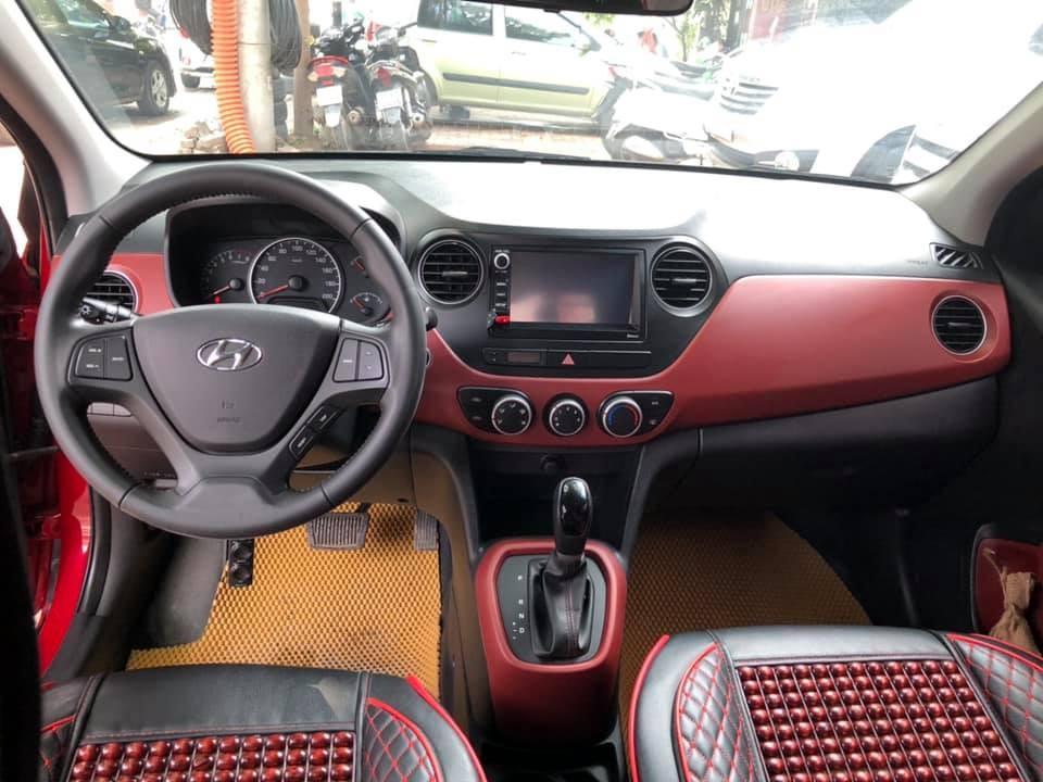 Cần bán Hyundai I10 1.2AT 2018, tên tư nhân một chủ từ đầu, chạy 2,2 vạn km