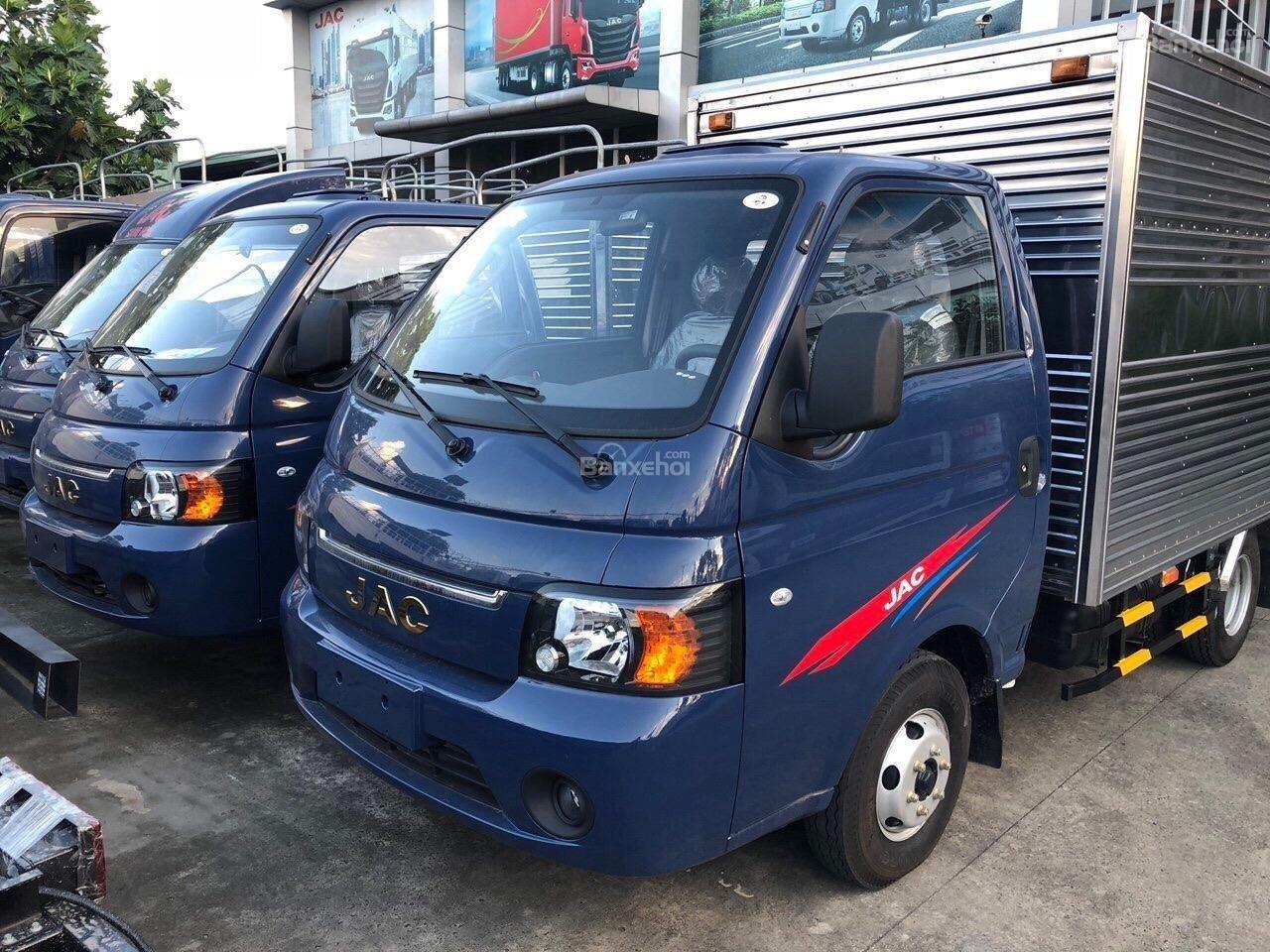 Bán xe tải Jac X99 thùng kín, giá siêu tốt, hỗ trợ vay vốn ngân hàng