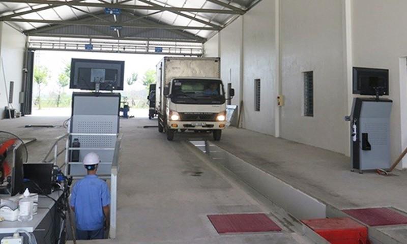 Chủ xe được quyền giám sát quy trình đăng kiểm ô tô qua camera 1a