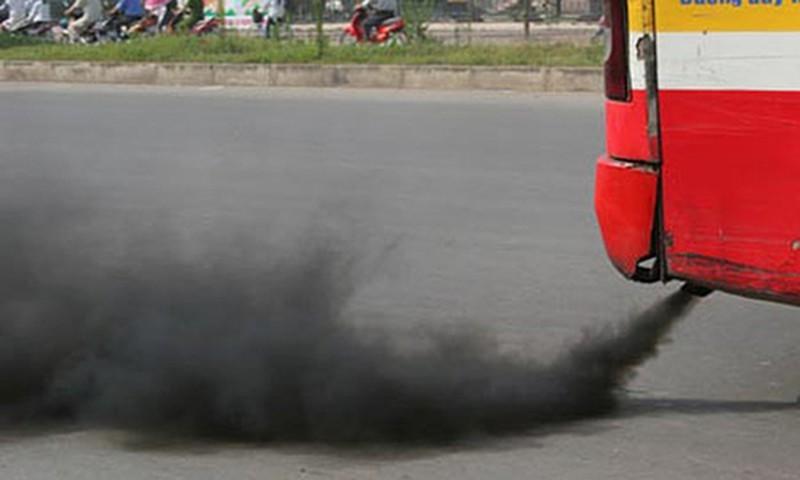 Bộ GTVT yêu cầu kiểm tra đột xuất khí thải ô tô tại Hà Nội và TP.Hồ Chí Minh 1a