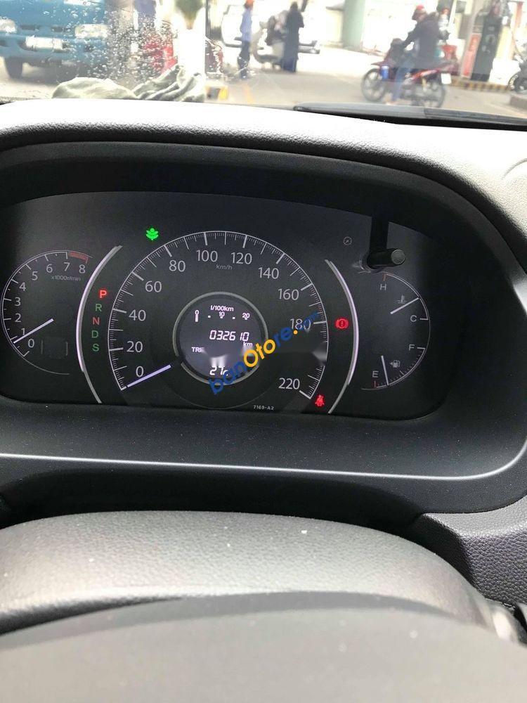 Bán Honda CR V năm sản xuất 2017, màu trắng xe gia đình, giá 930tr