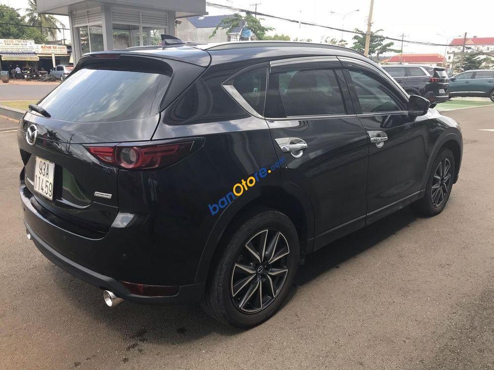 Bán Mazda CX 5 sản xuất 2018, màu đen, xe nhập