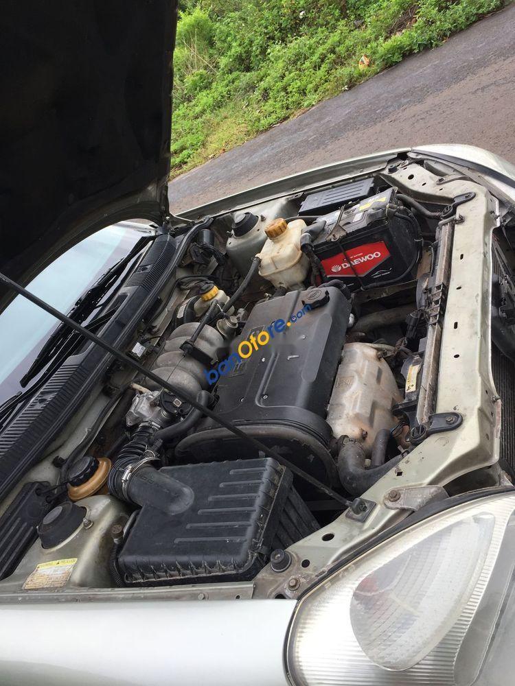 Cần bán gấp Daewoo Nubira sản xuất 2003 giá 95tr