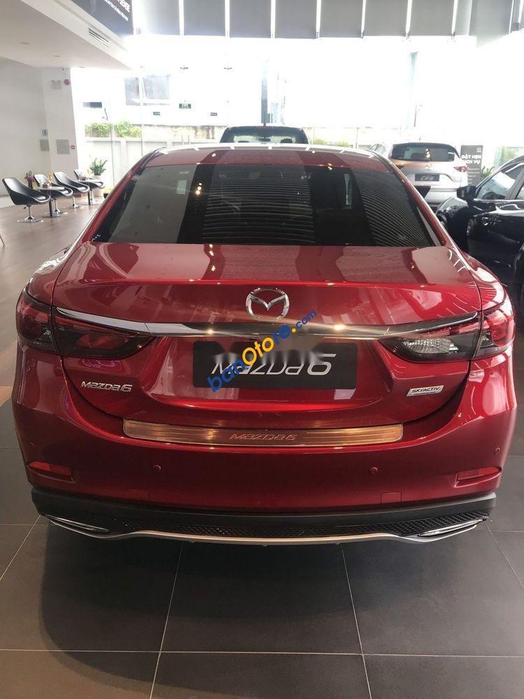 Bán ô tô Mazda 6 sản xuất năm 2019, màu đỏ giá cạnh tranh