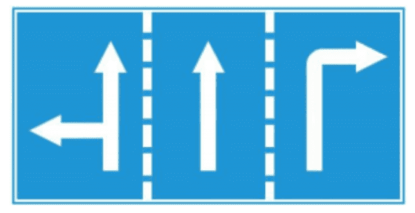 Làn đường và vạch kẻ đường khác nhau như thế nào? 2a
