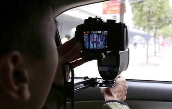 Dự thảo cho phép CSGT được phép mặc thường phục để bắn tốc độ 1a