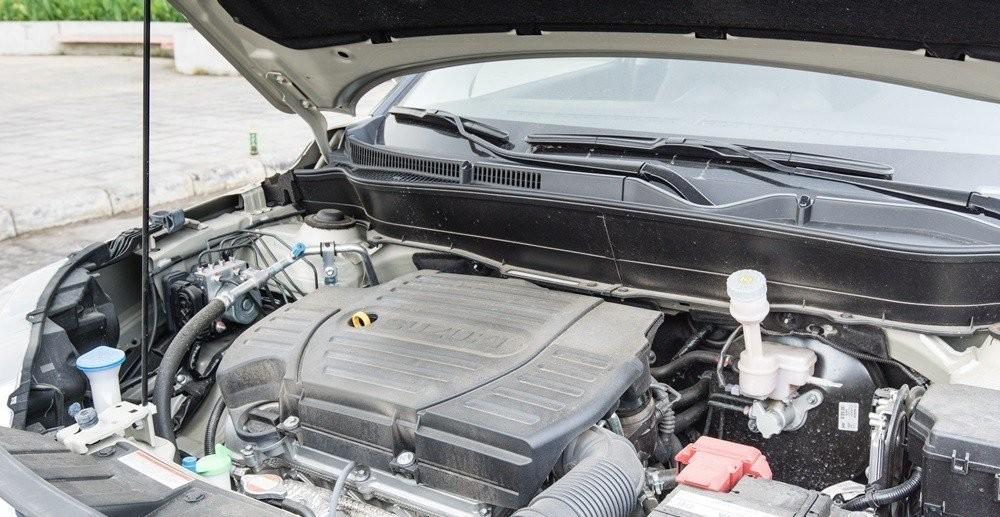 Trang bị động cơ trên Suzuki Grand Vitara