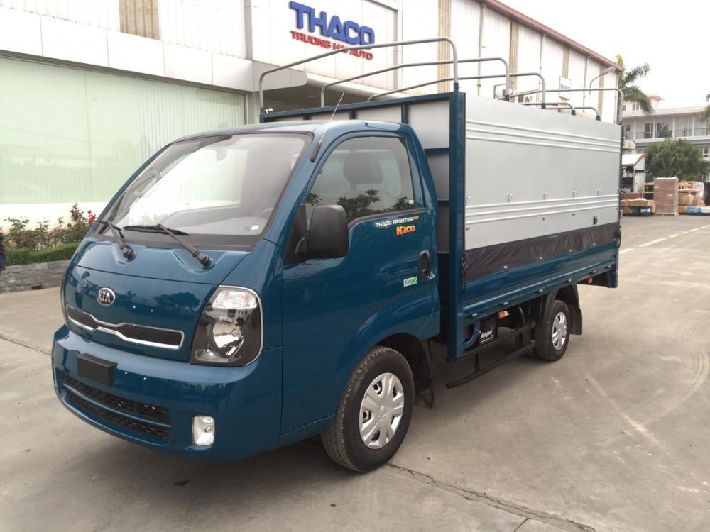 Xe tải Kia 1.25 tấn 1.4 tấn 1.9 tấn Kia K200 giá rẻ tại Thaco Hải Phòng